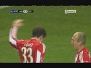 Inter Milan 0-1 Bayern | But Gomez 90e