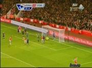 Arsenal 1-0 Stoke   but Squillaci 8e