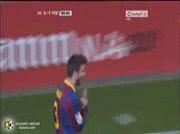 Villareal 0-1 Barcelone | But Pique 66e