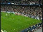 Real Madrid 1-0 Tottenham | But de Adebayor 4e