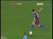 Barcelone 1-1 Almeria But Messi 53e