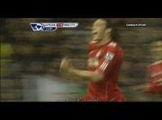 Liverpool 1-0 Manchester City - But Carroll 13e