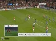 Manchester United 1-0 Chelsea   But Hernandez 43e