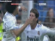 Real Madrid 1-2 Saragosse | But Ramos 62e