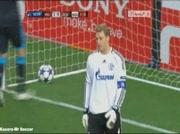Manchester United 2-0 Schalke 04 | But de Gibson 31e