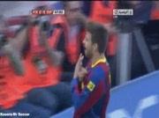 FC Barcelone 2-0 Espanyol  | But de Piqué 48e