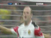 FC Barcelone 1-1 Manchester United | But de Rooney 34e
