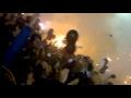 Ambiance de folie finale Penarol vs Santos