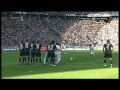 Magnifique coup franc Cristiano Ronaldo