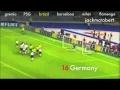 Ronaldinho 36 coup-franc en 90 secondes