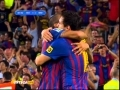 Barcelone 3-2 Madrid ( But de Messi )