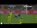 Barcelone 5-0 Villareal