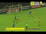 Les plus jolies buts de la semaine 18-25 octobre 2010