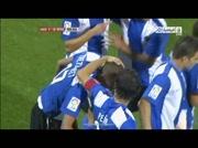 But de Trezeguet contre Real Madrid le 30-10-2010