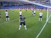 But Ronaldo avec les Corinthians de Sao Paulo