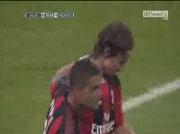 Milan AC 2-1 Palerme (goal Zlatan Ibrahimovic 77')