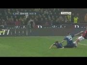 Inter de Milan 0-1 Milan AC ( Goal Ibrahimovic )