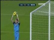 Portugal 4-0 Espagne ( résumé et goal 1/2 )