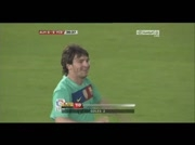 Second Messi Almeria 0-5 Barcelone le 20/11/2010
