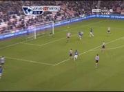 Sunderland 0-1 Everton (goal Cahill)