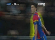Basel 1-0 Cluj But de Almerares