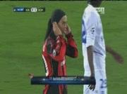 Ronaldinho vs Auxerre