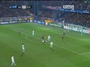 Auxerre 0-1 Milan | But Zlatan Ibrahimovic