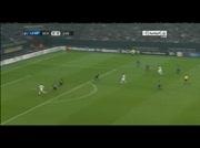 Schalke 1-0 Olympique Lyon   But de Farfán