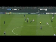 Schalke 2-0 Olympique Lyon | But de Huntelaar