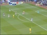 Aston Villa 1-3 Arsenal | But de Chamakh