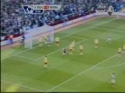 Aston Villa 2-3 Arsenal | But de Clark