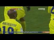 Saragosse 0-1 Villareal | But Marco Senna