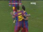 FC Barcelone 5-0 Real Madrid | But de Jeffren