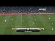 Barcelone 5-0 Real Madrid ( Résumé 1/2 )