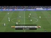 Barcelone 5-0 Real Madrid ( Résumé 2/2 )