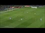 Manchester City 3-0 Salzburg | But de Johnson