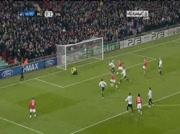 Manchester United 1-1 Valence | But de Anderson 62e