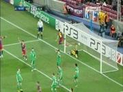 Barcelone 1-0 Rubin Kazan | But de Fontas 51e