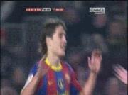 Barcelone 5-0 Real Sociedad   But Bojan 90e
