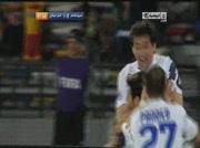 Seongnam 0-2 Inter Milan | But Zanetti 33e