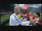 Zidane vs Olympiakos ( amical 15 décembre 2010 )
