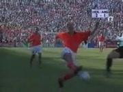 But de dennis Bergkamp pays-bas vs Argentine 1998
