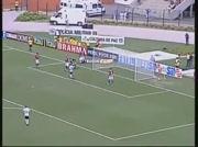 But direct corner Roberto Carlos!