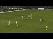 Leeds  0-1 Arsenal   But Nasri 5e