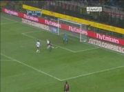 Milan AC 3-0 Bari | But Robinho 65e