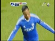 Bolton 0-1 Chelsea | But Drogba 11e