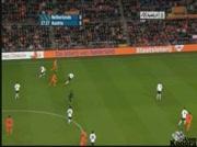 Pays-Bas 1-0 Autriche | But Sneijder 28e