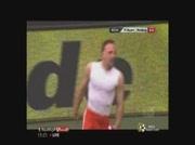 Bayern Munich 4-0 Hambourg | But Ribéry 64e