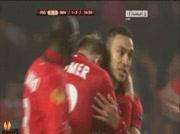 Paris SG 1-1 Benfica   But Bodmer 35e