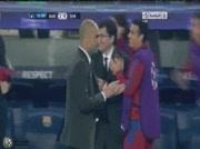 Barca 2-0 Shakhtar   But Dani Alves 34e